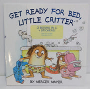 Get Ready For Bed Little Critter (Paperback) Book By Mercer Mayer- We Got Character