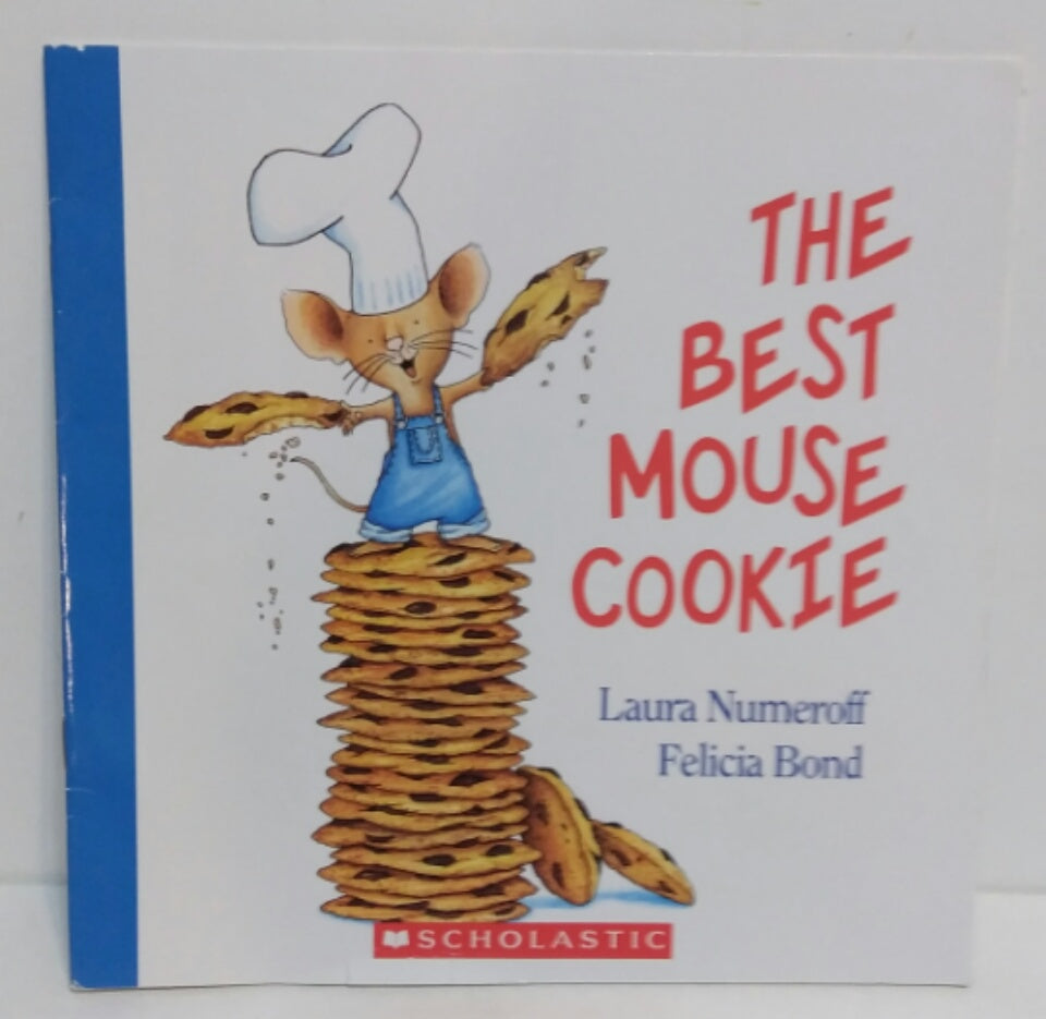 The Best Mouse Cookie-We Got Character