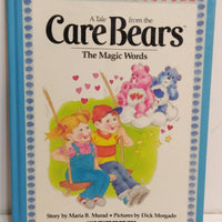 A Tale From the Care Bears The Magic Words (Hardcover) Book-We Got Character