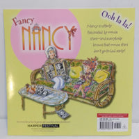 Fancy Nancy and the Late, Late Night Paperback Book-We Got Character