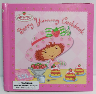 Strawberry Shortcake Berry Yummy Cookbook - We Got Character