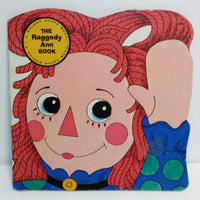 The Raggedy Ann Book (A Golden Shape Book) Paperback – 1969-We Got Character