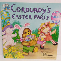 Corduroy's Easter Party-We Got Character