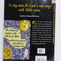 Psalms Stained Glass Coloring Book-We Got Character
