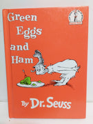 Dr Seuss Green Eggs and Ham (Hardcover) Book - We Got Character