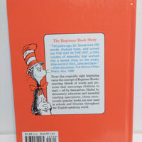 Dr Seuss Green Eggs and Ham (Hardcover) Book-We Got Character