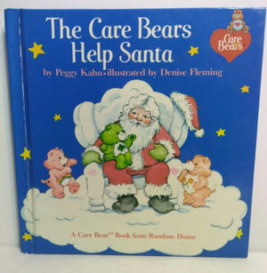 The Care Bears Help Santa-We Got Character
