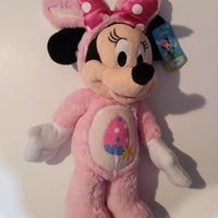 Minnie Mouse Easter Bunny Plush-We Got Character
