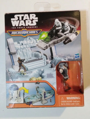 Disney Star Wars The Force Awakens Micromachines - We Got Character