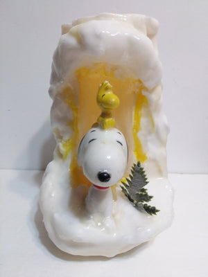 Snoopy Candle-We Got Character