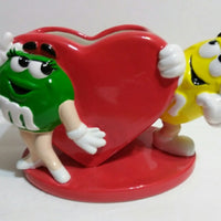 M&M Valentine Vase-We Got Character