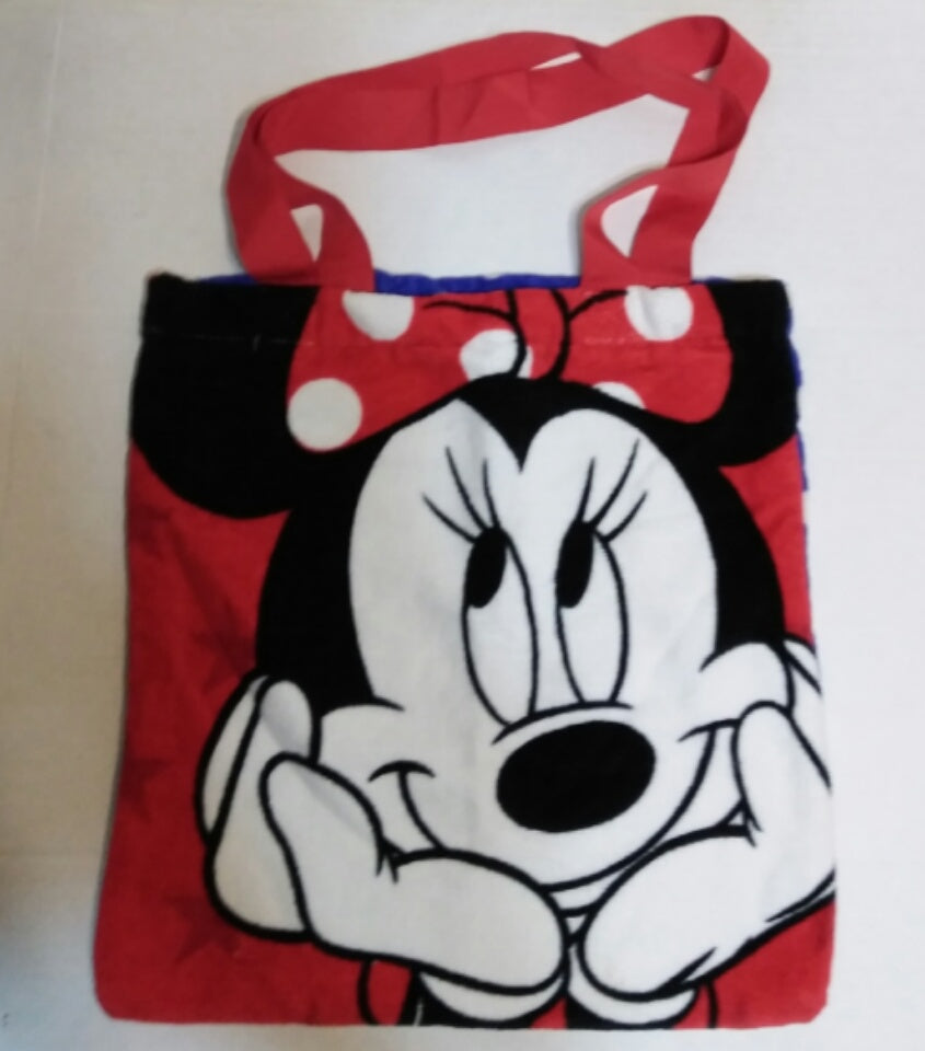 Disney Minnie Mouse Tote Beach Bag - We Got Character