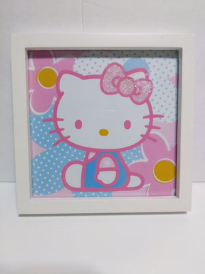 Hello Kitty Picture Frame Wall Art-We Got Character