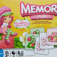 Strawberry Shortcake Memory Game-We Got Character
