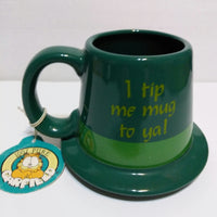 Garfield St Patrick's Day Cup