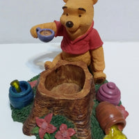Disney Simply Pooh Time for a Smackeral Of Friendship Figurine-We Got Character