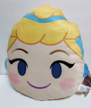 Disney Cinderella Emoji Pillow - We Got Character