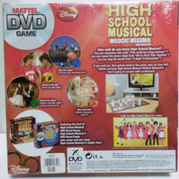 Disney High School Musical Wildcat Megamix DVD Board Game - We Got Character