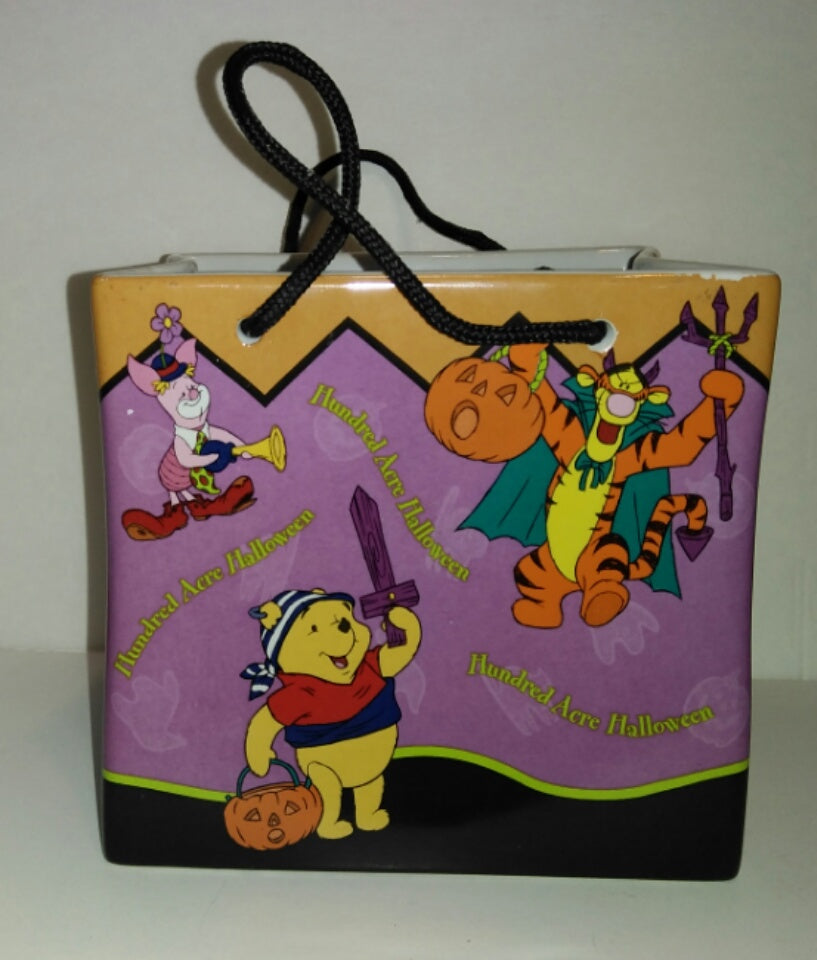 FTD Winnie The Pooh Halloween Flower Planter-We Got Character