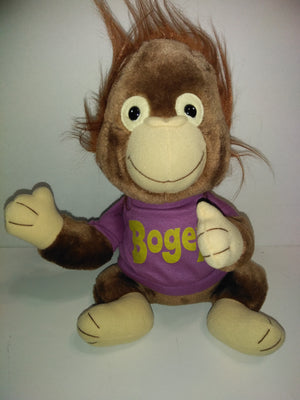 1981 Shirt Tales Hallmark Bogey Plush By Hasbro - We Got Character