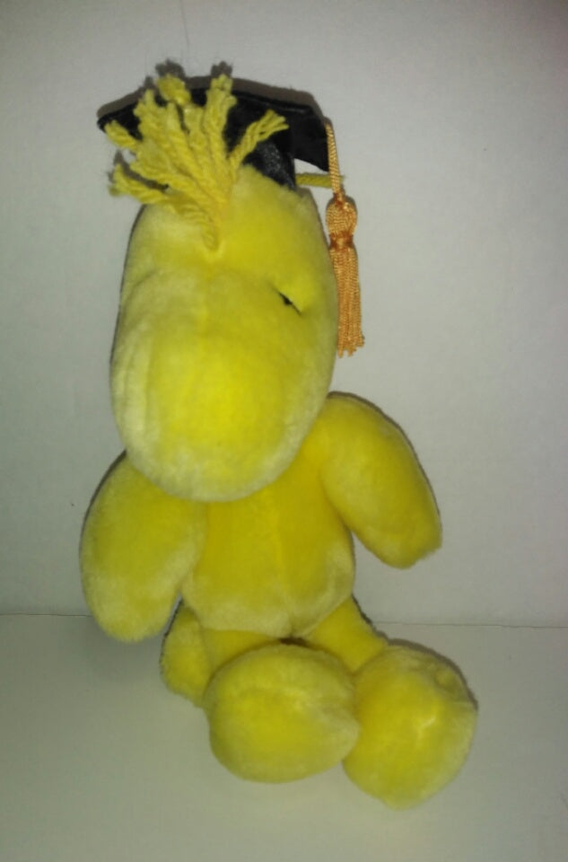 Peanuts Woodstock Graduation plush-We Got Character