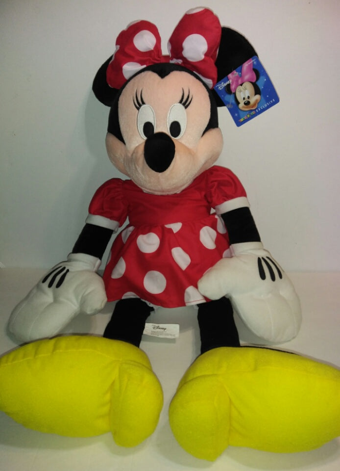 Toys R Us Disney 30 Minnie Mouse Plush We Got Character