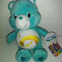 American Greetings Wish Bear Care Bear-We Got Character