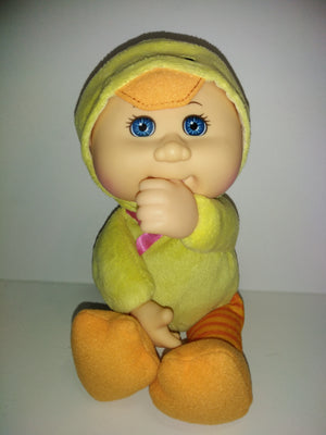 Cabbage Patch Kids Cuties Collection, Daphne the Ducky Baby Doll-We Got Character