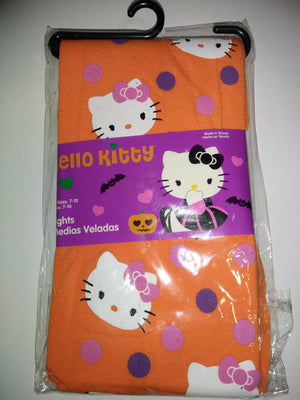 Hello Kitty Halloween Tights - We Got Character