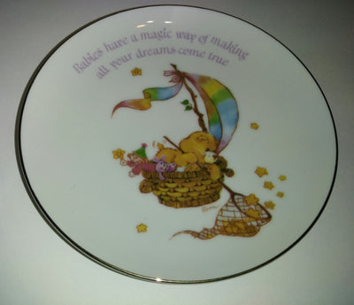 Care Bears Lasting Memories Collector Plate - We Got Character