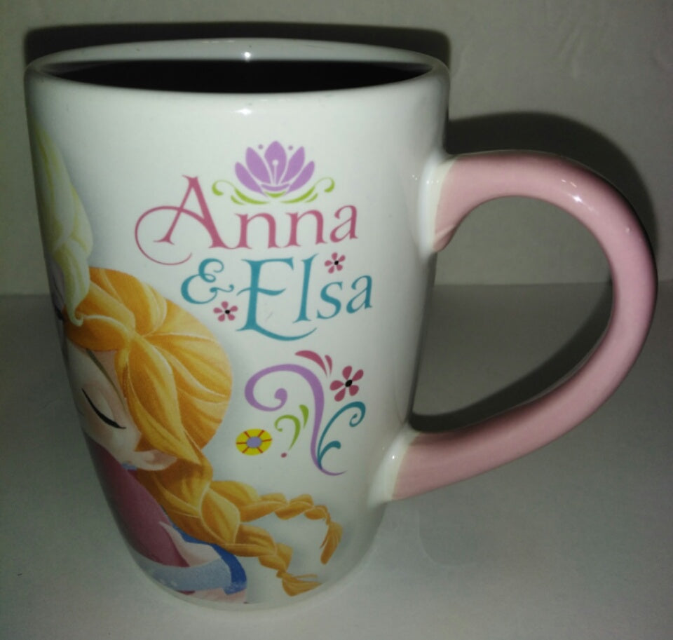Anna & Elsa Strong Bond Frozen Cup