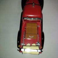 Garfield Golden Wheel 1/16 1940 Ford Replica Collector Fire Truck