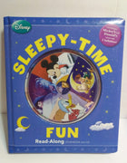 Disney Sleepy Time Fun Book - We Got Character