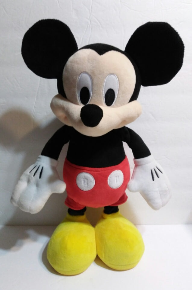 Mickey Mouse Clubhouse Hot Diggity Dancing Mickey We Got Character