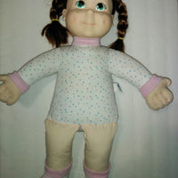 My Buddy Playskool Kid Sister-We Got Character