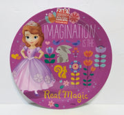 Disney Princess Sofia The First Zak Plate - We Got Character
