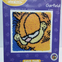 Garfield Latch Hook Kit - We Got Character