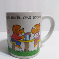 The Berenstain Bear Cup-We Got Character