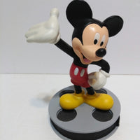 Mickey Mouse Figurine with Movie Reel-We Got Character