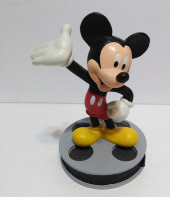 Mickey Mouse Figurine with Movie Reel - We Got Character