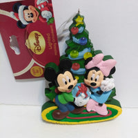 Disney Lighted Mickey & Minnie Mouse Ornament-We Got Character