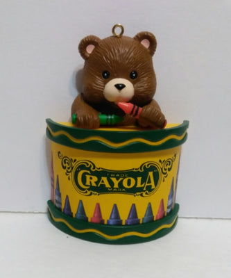 Crayola Crayon Ornament - We Got Character