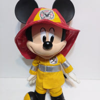 Mickey Mouse Clubhouse Talking Fireman Rescue Doll-We Got Character