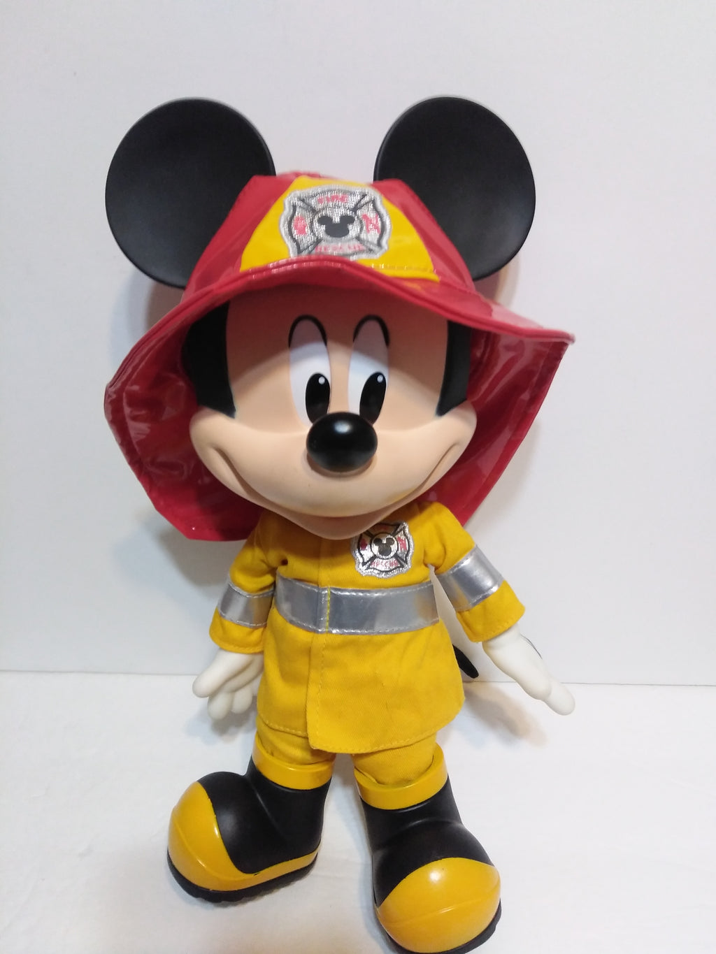 Mickey Mouse Clubhouse Talking Fireman Rescue Doll - We Got Character