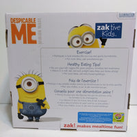 Despicable Me 3pc Yellow Mealtime Set