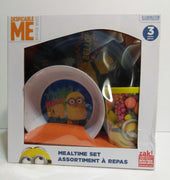 Despicable Me 3 Pc Mealtime Set - We Got Character