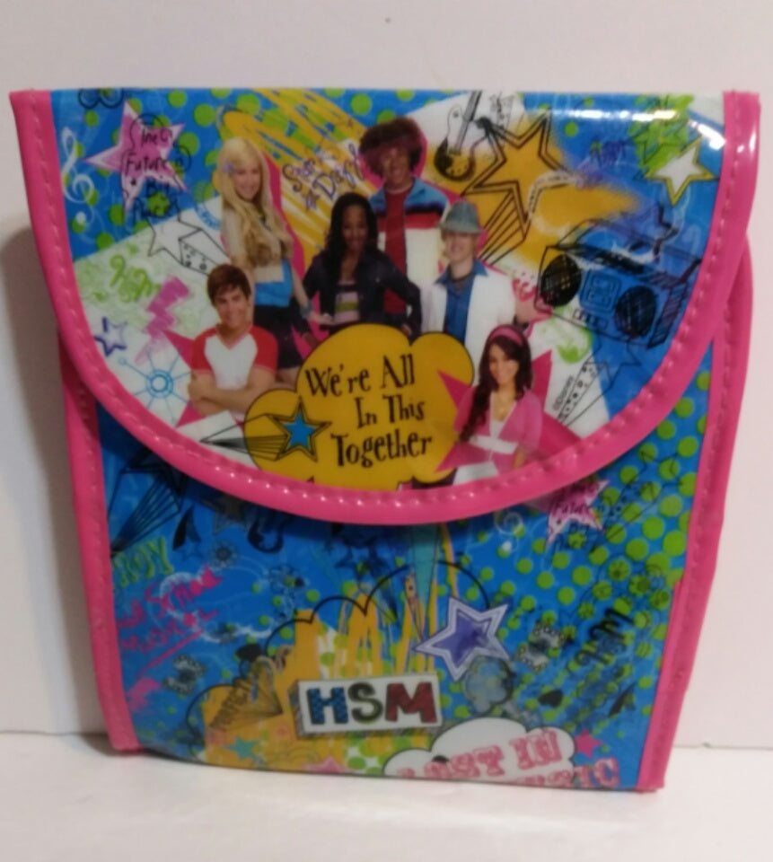 High School Musical Accessory Cosmetics Bag - We Got Character