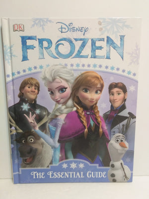 Frozen The Essential Guide By DK-We Got Character