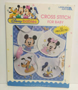 Disney Babies Cross Stitch Pattern Book - We Got Character