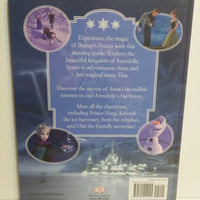 Frozen The Essential Guide By DK